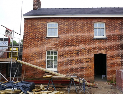 Farmhouse Extension – Rode Hall